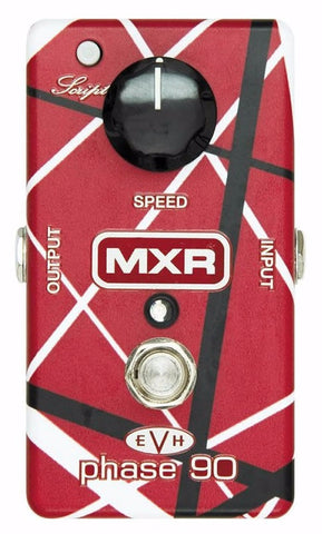 MXR EVH 90 Flanger Guitar Effects Pedal - Worcester Guitar Centre Guitar Shop