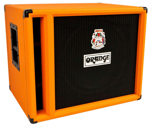 Orange OBC115 Bass Speaker Cabinet - Worcester Guitar Centre Guitar Shop