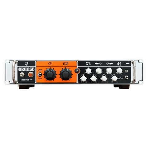 Orange 4 Stroke 500 Bass Amp Head - Worcester Guitar Centre Guitar Shop