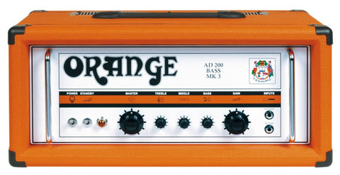 Orange AD200B Bass Amp Head - Worcester Guitar Centre Guitar Shop