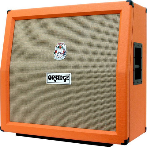 Orange PPC412 AD Angled Guitar Speaker Cabinet - Worcester Guitar Centre Guitar Shop