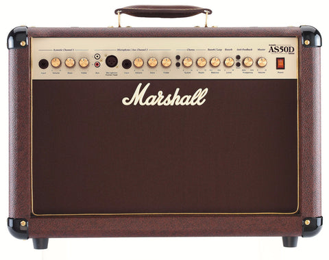 Marshall AS50D Acoustic Guitar Amplifier - Worcester Guitar Centre Guitar Shop