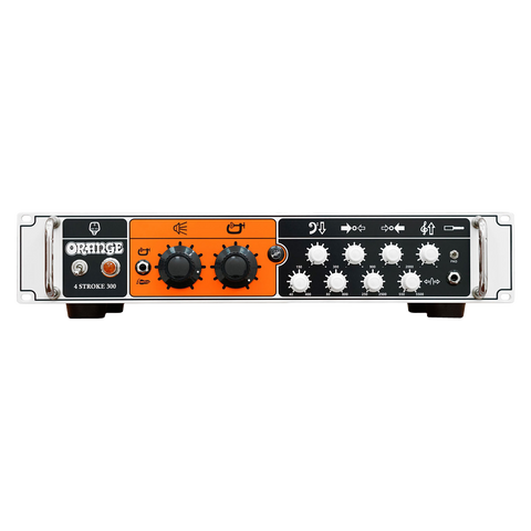 Orange 4 Stroke 300 Bass Amp Head - Worcester Guitar Centre Guitar Shop