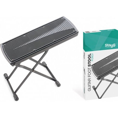 Stagg Footstool For Guitarists FOSQ1 - Worcester Guitar Centre Guitar Shop