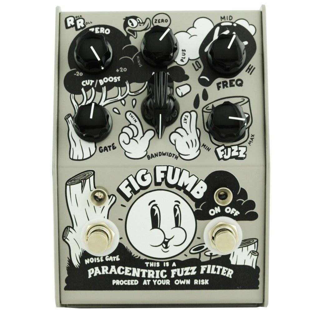 stone deaf fig fumb parametric fuzz pedal w noise gate worcester guitar centre. Black Bedroom Furniture Sets. Home Design Ideas