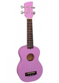 Brunswick BU1S Ukulele Purple - Worcester Guitar Centre Guitar Shop