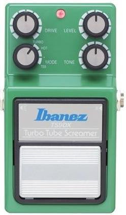 Ibanez TS9DX Turbo Tube Screamer Pedal - Worcester Guitar Centre Guitar Shop