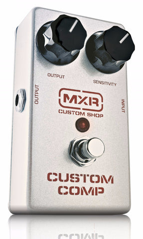 MXR CSP202 Custom Comp Guitar Effects Pedal - Worcester Guitar Centre Guitar Shop
