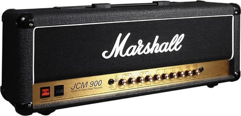 Marshall JCM900 4100 Valve Guitar Amp Head - Worcester Guitar Centre Guitar Shop