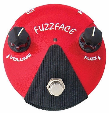 Dunlop FFM2 Germanium Fuzz Face Mini Pedal - Worcester Guitar Centre Guitar Shop