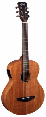 Faith Nomad Mini Neptune FDNMG Mahogany - Worcester Guitar Centre Guitar Shop