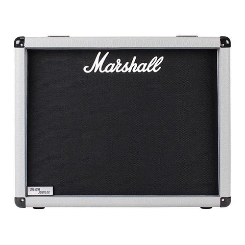 Marshall 2536-H 140w 2x12 Silver Jubilee Speaker Cabinet - Worcester Guitar Centre Guitar Shop