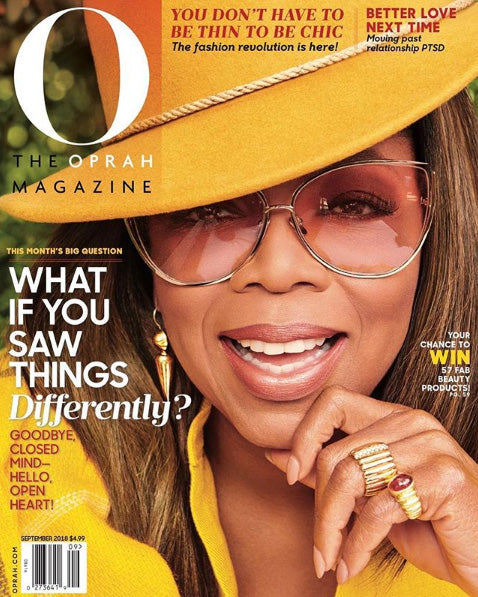 Oprah September cover