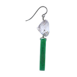 st barths II chrysoprase earrings