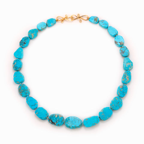 KINGMAN 23 Turquoise necklace