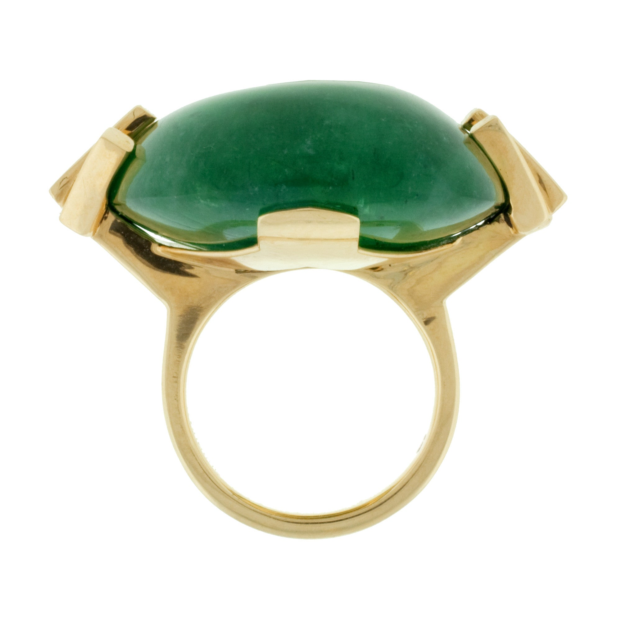 diamond exchange bespoke emeral ring rings london specific emerald