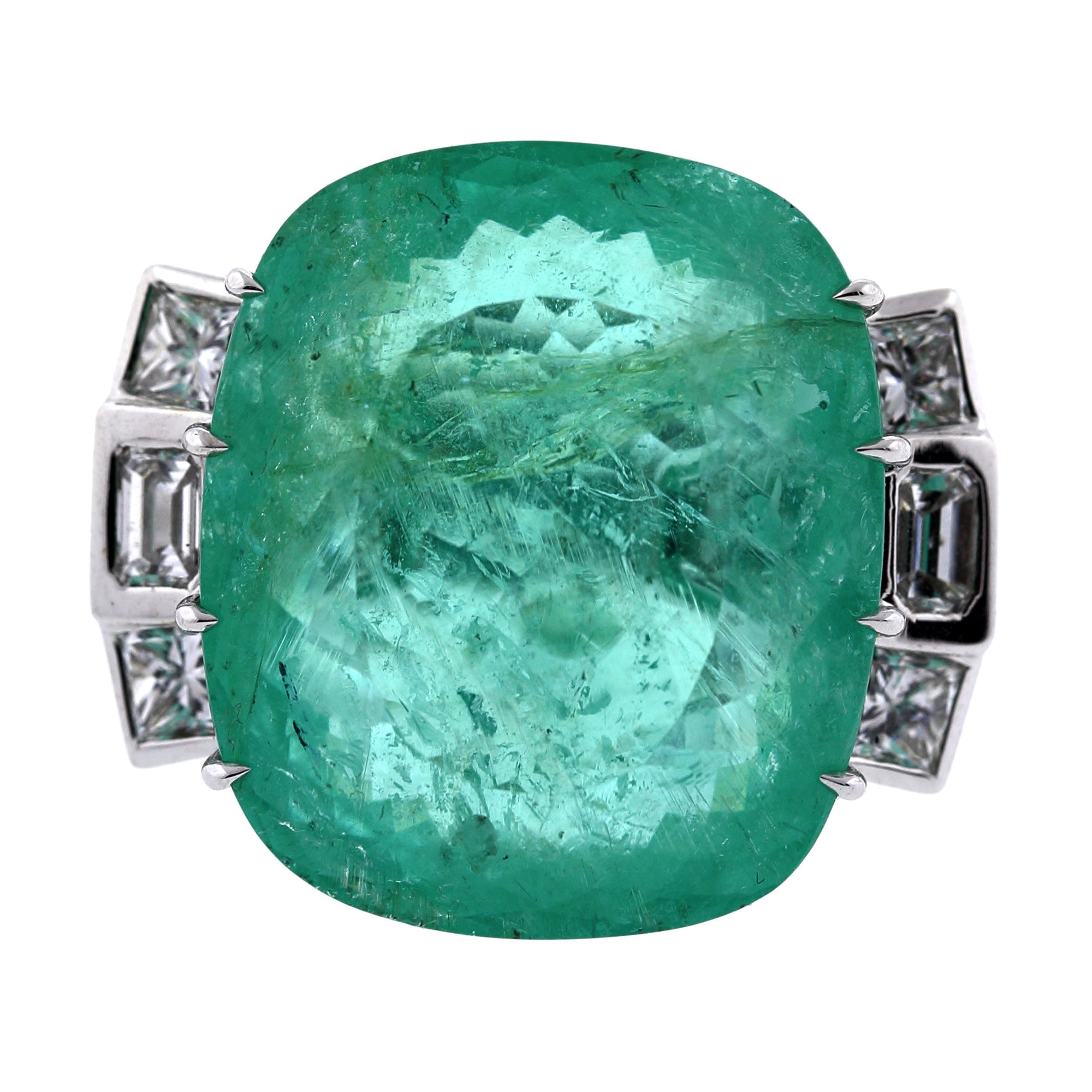 Aviator vii tourmaline ring
