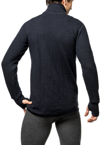 TURTLENECK WITH FULL ZIPPER - 600 g/m2