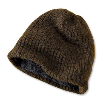 American Bison - Bison/Merino Wool Knitted Hat
