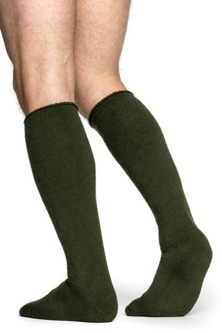 Woolpower Over-The-Calf Wildlife Sock - 600 g/m2