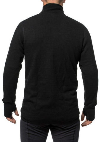FR Woolpower Turtleneck Sweater with full zipper - 400 g/m2