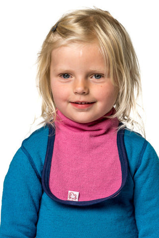 Woolpower Kids Mock Turtleneck 200 gram