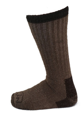 Advantage Extreme Boot/Hunter Socks - American Bison & Merino Wool