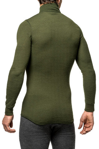 Woolpower TURTLENECK WITH SHORT ZIPPER - 200 g/m2