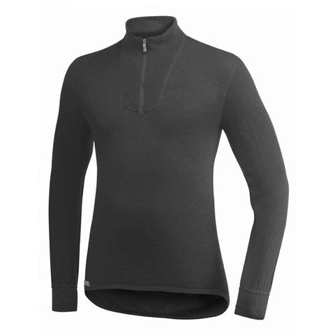 FR Woolpower Turtleneck Sweater with short zipper - 400 g/m2