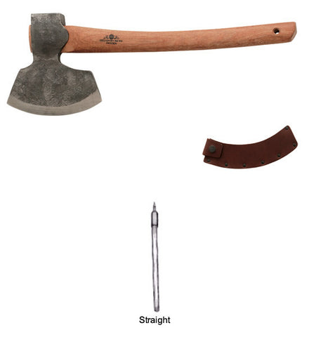 GRÄNSFORS BROAD AXE 1900 STRAIGHT - #4801 - #4802 - #4803