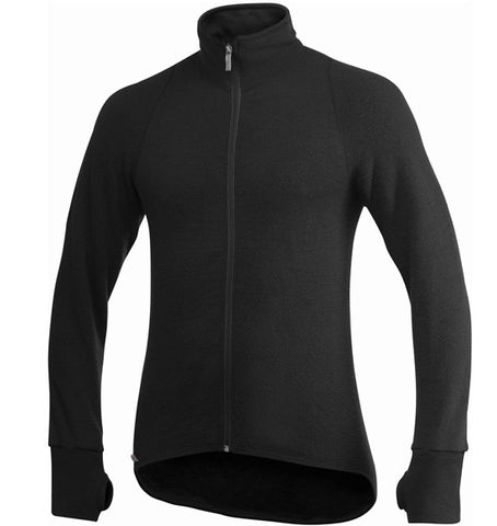 Woolpower TURTLENECK SWEATER WITH FULL ZIPPER - 400 g/m2