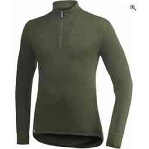 Woolpower TURTLENECK WITH SHORT ZIPPER - 400 g/m2