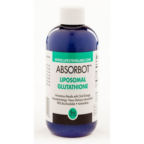 Absorbot™ Liposomal Glutathione (Memory and Mood Enhancer)