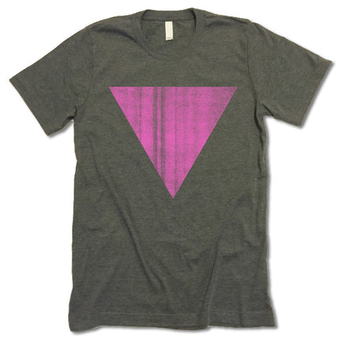 Pink Triangle Shirt