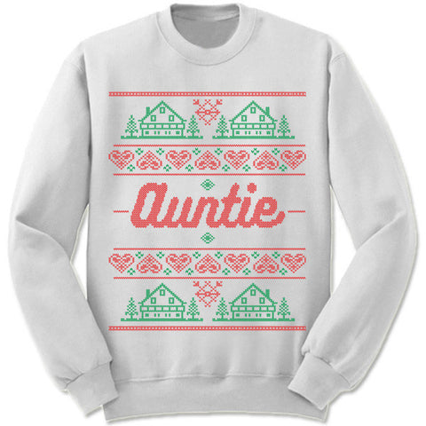 Auntie Christmas Sweater