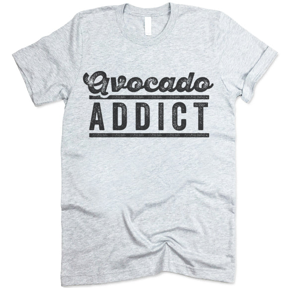 Avocado Addict T Shirt