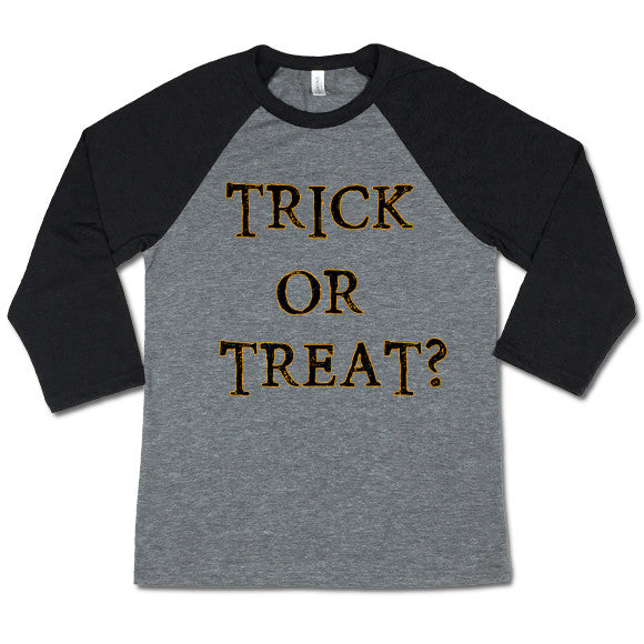 Trick or Treat Halloween Shirt