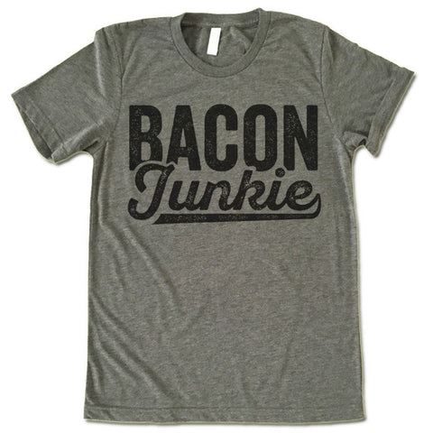 Bacon Junkie T-Shirt