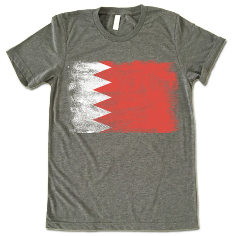 Bahrain Flag Shirt
