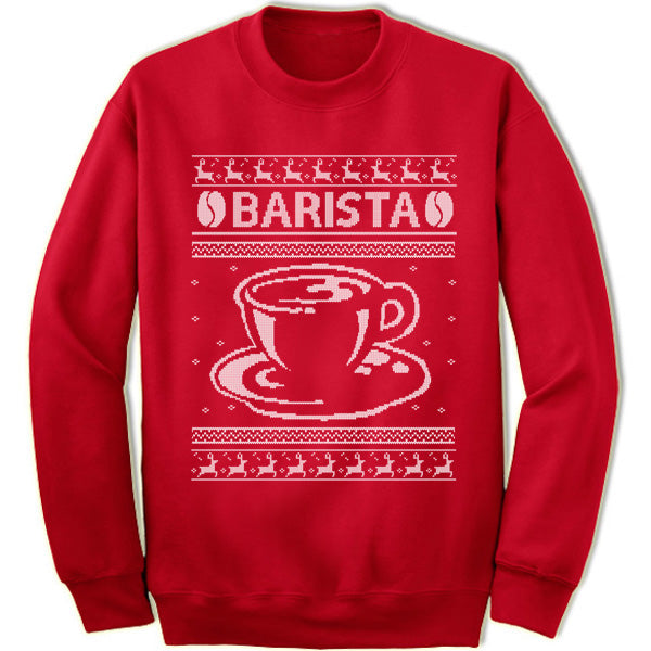 Barista Sweater