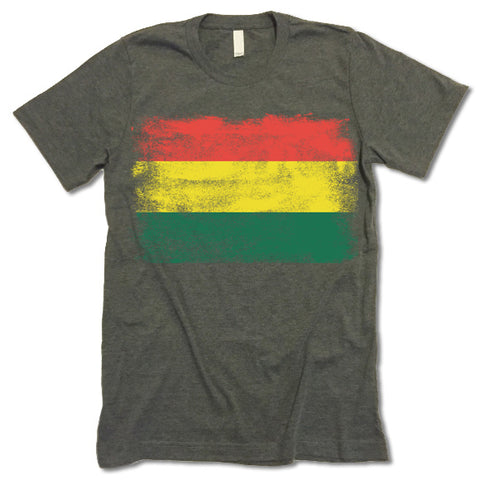 Bolivia Flag Shirt
