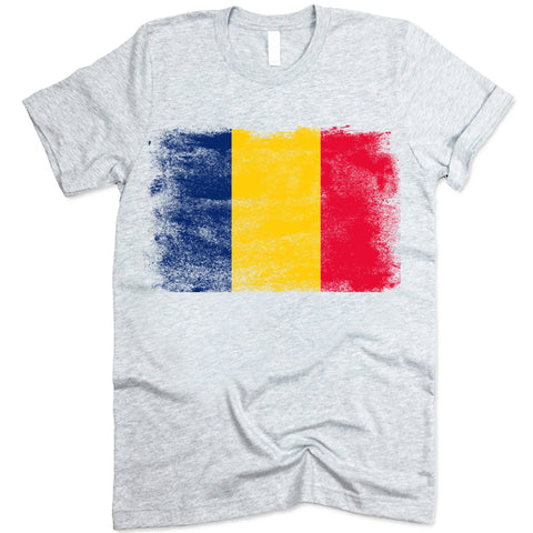 Chad Flag Shirt