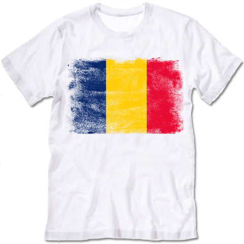 Chad Flag T-shirt