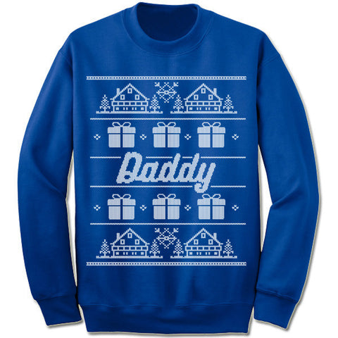 Daddy Christmas Sweater