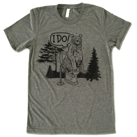 Does Bear Shirt In The Woods T Shirt