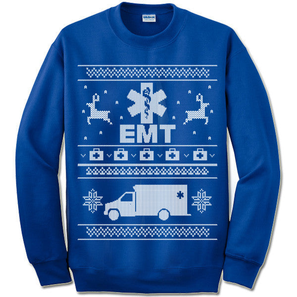 EMT Christmas Sweater