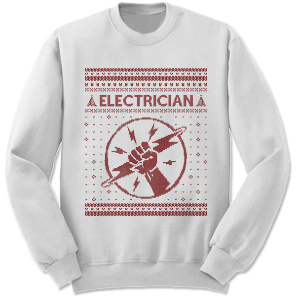 Electrician Sweater
