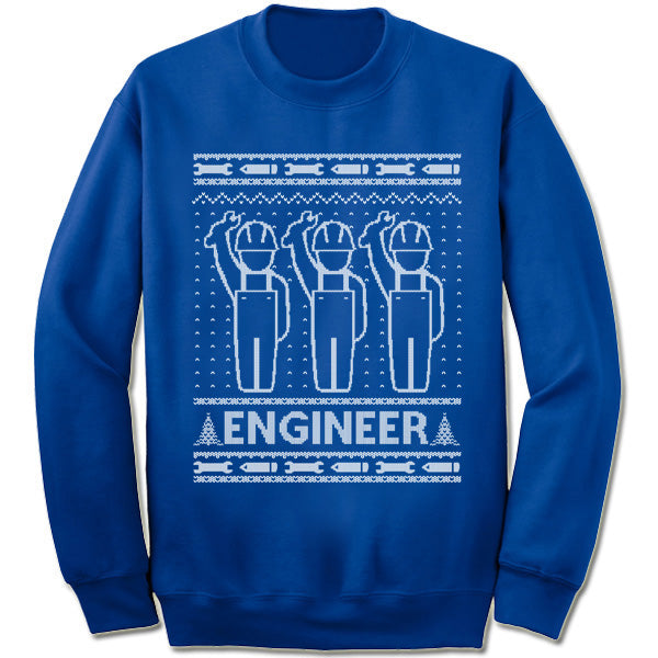 Engineer Sweater