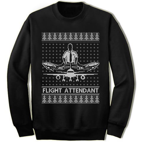 Flight Attendant Sweater