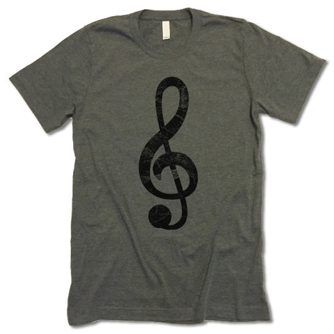 G-Clef Music Sign Shirt